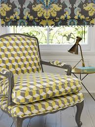 baylan upholstery fabric by osborne and little modern fabric on traditional chair this works