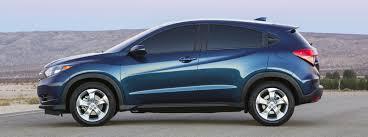 2017 Honda Hr V Colors And Configurations