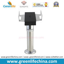 Suit Display Stands Simple Flexible Display Plate Stainless Steel Pole Suit For Different Size