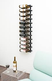 4 foot wall series 24 bottle wine rack all cabinet parts