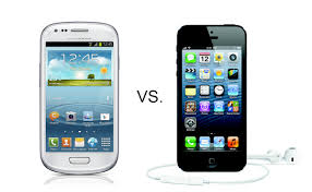 Galaxy S3 Mini Vs Iphone 5 Specs And Features Chart