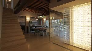 home wine room lighting effect. Modern Wine Cellar Lighting Design Home Room Effect