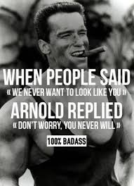 bodybuilding weightlifting quote with a inspiring image