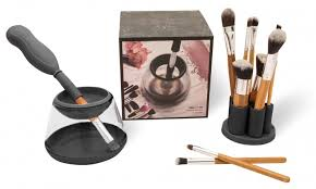 make up brush cleaner