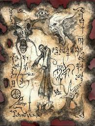 cthulhu demonologist necronomicon fragments