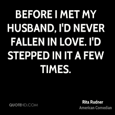 Rita Rudner Love Quotes Quotehd