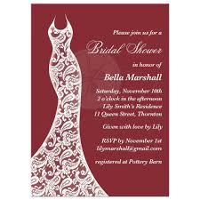 Office Bridal Shower Invitation Wording Bridal Shower Wedding Shower Invitation Card Invitation 14