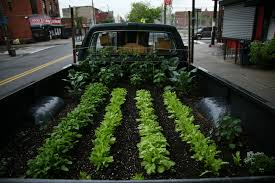 Kitchen Gardeners Truck Farm Pulling Soon Into A City Near You Kitchen Gardeners