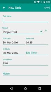 Timesheet Time Tracker Smart Timesheet Time Tracker With Invoicing 1 9 For Android Download