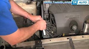 spark plug wiring diagram 1998 buick lesabre spark how to install repair replace ignition coil buick lesabre 3 8l 00 on spark plug wiring diagram