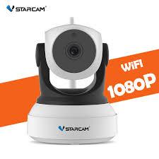 vstarcam wireless ptz dome ip camera wifi 4x zoom optical outdoor waterproof 720p hd cctv network surveillance cam c7833wip x4