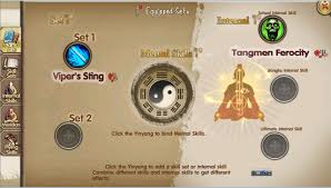 age of wushu dynasty discover kungfu hero in this is where your support skill comes in the main skill will always be the first one you use when you enter the matchup and it you will see what