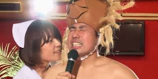 nsfw video on ese tv men sing karaoke while women jerk we ve got a clip of the show right here for you to watch and it really is as disturbing as it sounds