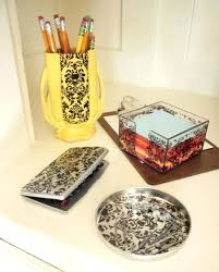 decorative office supplies. Decorative Office Supplies Ate Set Desk Desktop Halices Org Decorative Office Supplies R