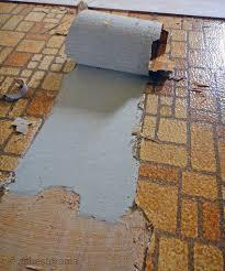 asbestos vinyl sheet flooring pictures with regard to asbestos backing from vintage sheet flooring view of parti flickr