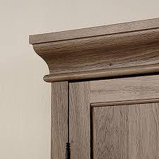 Lane Bedroom Furniture Barrister Lane Bedroom Armoire Salt Oak D 418891 Sauder