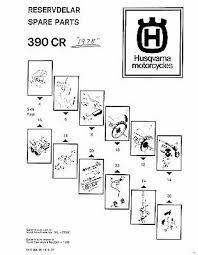 husqvarna parts manual book 2004 te 570