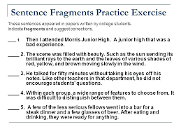 Grammar Exercises With Answers For Grade 3 Worksheets Sentence