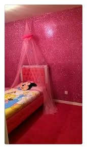 Pink Wallpaper For Bedrooms Aliexpresscom Buy 50 Meter Per Roll Dusty Pink Glitter