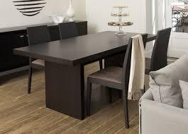 modern kitchen tables black