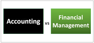 Finnacial Management Accounting Vs Financial Management Top 5 Differences Infographics