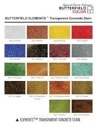 White Concrete Stain Solid Color Stains Color Options White
