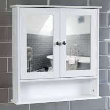 single mirrored wooden wall bathroom