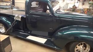 CUSTOM 1941 chevy Walkaround & Interior - YouTube