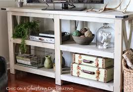 farmhouse chic furniture. Farmhouse Chic Decor, On A Shoestring Decorating Blog Furniture T