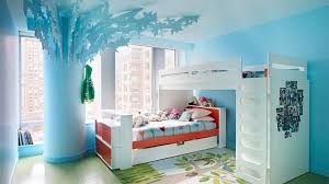 cool bedrooms for teenage girls. Modern Blue Nuance Of The Color Schemes For Teenage Girl Rooms That Has White Ceramics Floor Can Be Decor With Concrete Wall Make It Seems Cool Bedrooms Girls