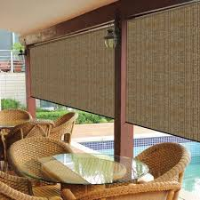 coolaroo cordless exterior roller shade. S L1600 Coolaroo Cordless Exterior Roller Shade L
