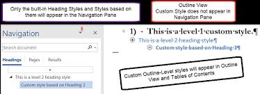 Understanding Styles In Microsoft Word A Tutorial In The