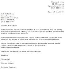 Social Work Cover Letter Examples Cover Letter Now For Cover Letter