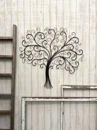 large metal wall art decor tree il fullxfull large size  on metal tree wall art large with art metal trees wall art large metal wall art decor tree il
