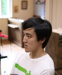 逆三角形面長さんに似合う髪型は 茨城県北茨城市の男性専門の