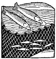 fishing net clipart black and white. Simple Black Fish Net Clipart Black And White 3 And Fishing Clipart Black White L