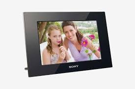 sony dpf d810 svga lcd digital photo frame 8 inch