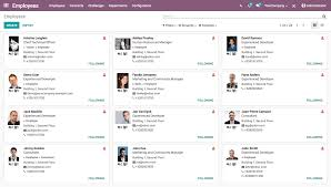 Odoo Hr Employee Directory Made Social