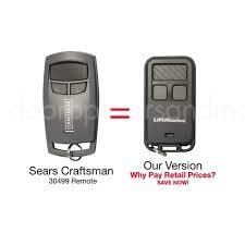 Sears Craftsman 139 30499 Assurelink Compatible Mini Key