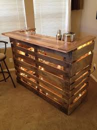 cool pallet furniture. this pallet bar table with stools is a fantastic diy and ideal for entertaining youu0027ll love the besser block cool furniture t