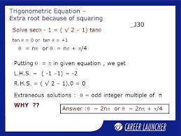 7 trigonometric