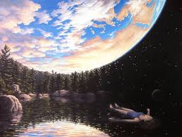 surreal optical illusion paintings by rob gonsalves 2