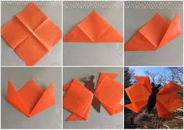 Einfache Fensterdeko Frühling Schmetterlinge Aus Transparentpapier