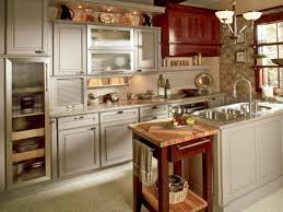 Kitchen Self Made Cabinets Kept Costs Down In This Kitchen
