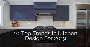 New Trends In Kitchen Design 2017