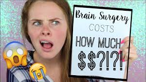 brain surgery costs how much