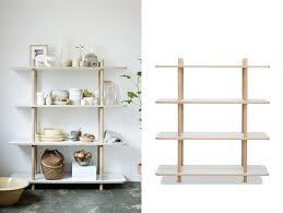 ... Modular Shelving Systems Skandium String Shelves Plant Teapot Decor  Style Wood Inspiration Plate Bowl ...