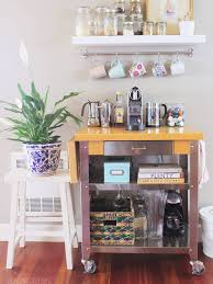 Brew some coffee and settle into one of those cozy kitchen breakfast nooks. Diy Coffee Bar Perk Up Your Home Design Bob Vila