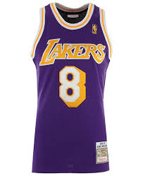 Mens Kobe Bryant Los Angeles Lakers Authentic Jersey