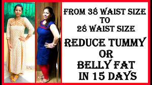 home remes to lose belly fat fast without exercise health nairaland